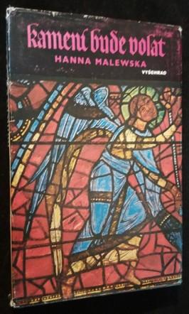 náhled knihy - Kamení bude volat : román z 13. století