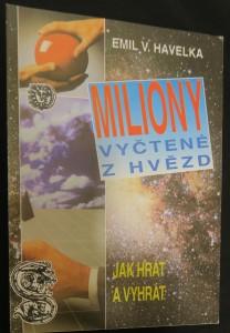 náhled knihy - Miliony vyčtené z hvězd