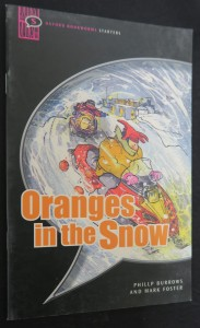 náhled knihy - Orange in the Snow