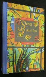 náhled knihy - Slova jako zlaté listí