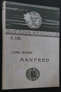 náhled knihy - Manfred : Báseň dramatická