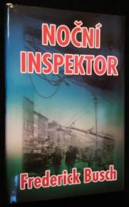 náhled knihy - Noční inspektor /