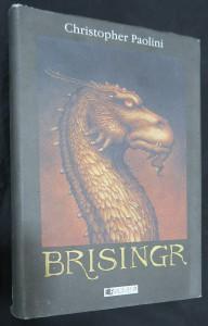 náhled knihy - Odkaz Dračích jezdců, Třetí díl Brisingr : sedm slibů Eragona Stínovraha a Safiry Zářivé šupiny