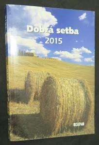 náhled knihy - Dobrá setba 2015