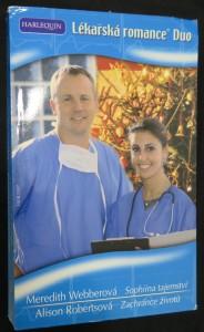 náhled knihy - Lékařská romance: Sophiina tajemství, Zachránce životů