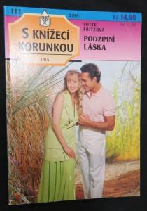 náhled knihy - Podzimní láska