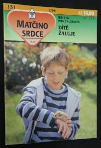 náhled knihy - Dítě žaluje