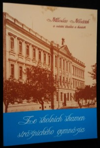 náhled knihy - Ze školních škamen strážnického gymnázia