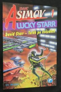 náhled knihy - David Starr - tulák po hvězdách