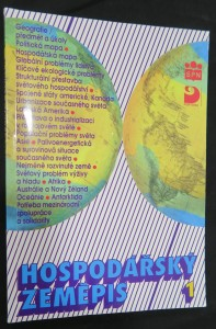 náhled knihy - Hospodářský zeměpis 1 : Pro obchodní akademie a pro obchodní školy