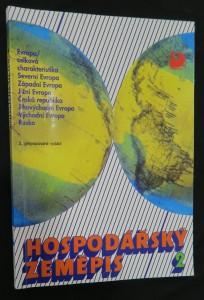náhled knihy - Hospodářský zeměpis 2 : pro obchodní akademie a obchodní školy