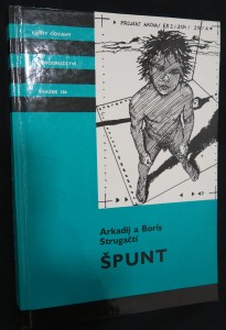 náhled knihy - Špunt : pro čtenáře od 12 let