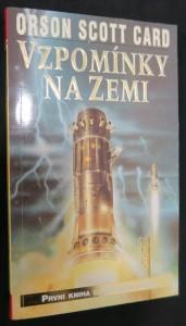 náhled knihy - Vzpomínky na Zemi