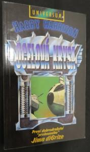 náhled knihy - Ocelová krysa : první dobrodružství \