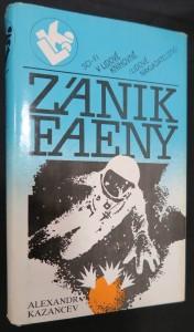 náhled knihy - Zánik Faeny