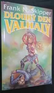 náhled knihy - Dlouhý den Valhaly