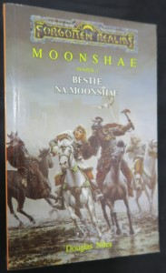 náhled knihy - Moonshae. Svazek 1: Bestie na Moonshae