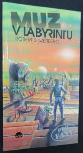 náhled knihy - Muž v labyrintu
