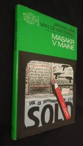 náhled knihy - Masakr v Maine