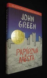 náhled knihy - Papírová města