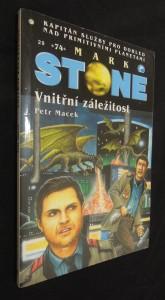náhled knihy - Mark Stone : Vnitřní záležitost