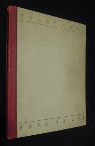 náhled knihy - Réva na zdi : [román]