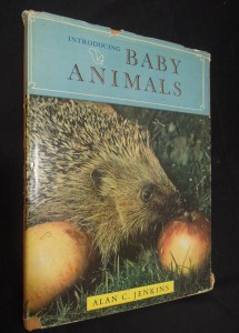 náhled knihy - Introducing baby animals