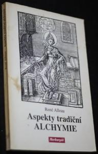 náhled knihy - Aspekty tradiční alchymie : alchymické texty a symboly doplněné o