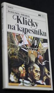 náhled knihy - Kličky na kapesníku : román - interview