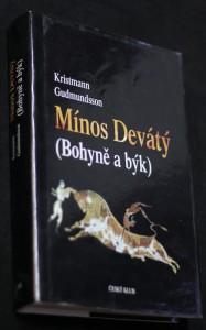 náhled knihy - Mínos Devátý : (bohyně a býk)
