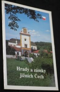 náhled knihy - Hrady a zámky jižních Čech