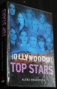 náhled knihy - Hollywoodské top stars