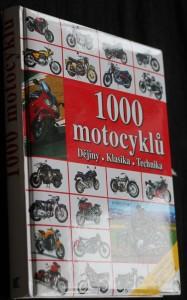 náhled knihy - 1000 motocyklů : dějiny, klasika, technika