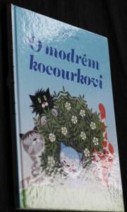 náhled knihy - O modrém kocourkovi