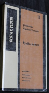 náhled knihy - Fyzika komet