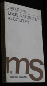 náhled knihy - Kombinatorické algoritmy
