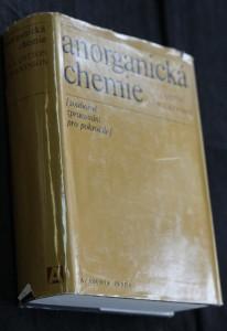 náhled knihy - Cvičení z anorganické chemie : Určeno pro posl. fak. technologické