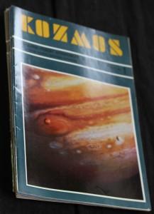 náhled knihy - Kozmos, ročník 1982, č. 1-6