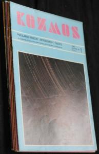 náhled knihy - Kozmos, ročník 1980, č. 1-6