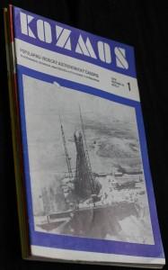 náhled knihy - Kozmos, ročník 1978, č. 1 - 6
