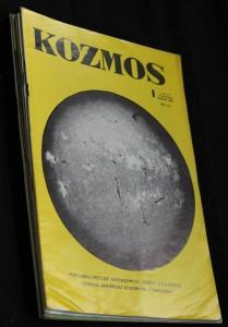 náhled knihy - Kozmos, ročník 1977, č. 1 - 6