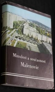 náhled knihy - Minulost a současnost Malenovic