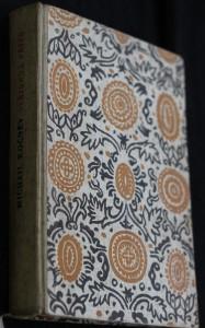 náhled knihy - Stříbrná příze : Vyprávění ivanovských tkalců