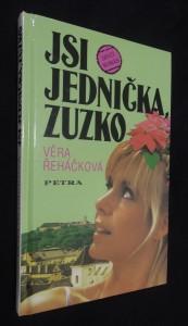náhled knihy - Jsi jednička, Zuzko : dívčí román