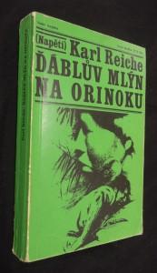 náhled knihy - Ďáblův mlýn na Orinoku