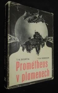 náhled knihy - Prométheus v plamenech