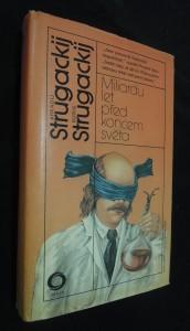 náhled knihy - Miliardu let před koncem světa : Výbor science fiction