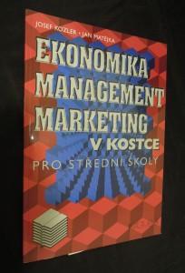 náhled knihy - Ekonomika, marketing, management v kostce