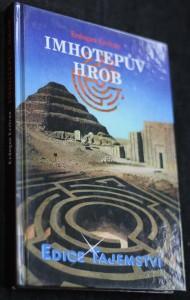 náhled knihy - Imhotepův hrob