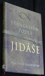 náhled knihy - Evangelium podle Jidáše